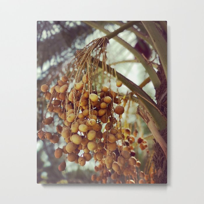 Is this a date? Metal Print