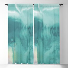 A Tranquil Dream No.1t by Kathy Morton Stanion Blackout Curtain