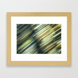 Noise Framed Art Print