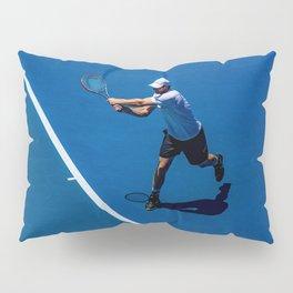 Tennis player Pillow Sham