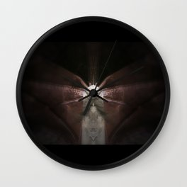 rorschach sablon brussels church Wall Clock