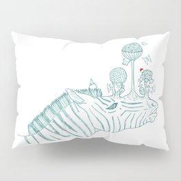 Zebra playground Pillow Sham