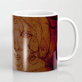 Thus she spoke to the water Coffee Mug