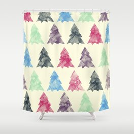 Lovely Pattern Shower Curtain