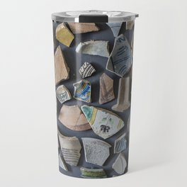 Pottery display Travel Mug