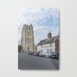 Beccles, Suffolk Metal Print