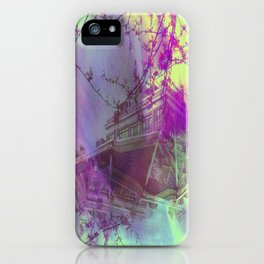 dreamboat iPhone Case