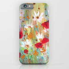 A summer meadow iPhone 6s Slim Case