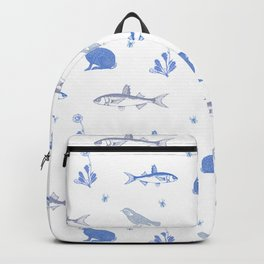 Wild Things (Winter) Backpack