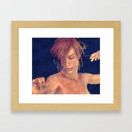 Portrait J2 Framed Art Print