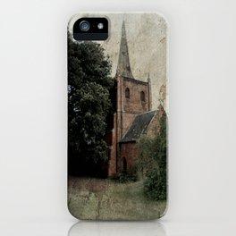Anglican Church Carcoar iPhone Case