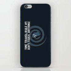 Rule Number One iPhone & iPod Skin