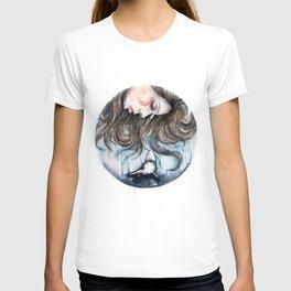Jaws // Fashion Illustration  T-shirt