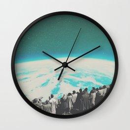 THE LAST GOODBYE Wall Clock