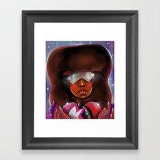 Garnet :: Stronger Than You Framed Art Print