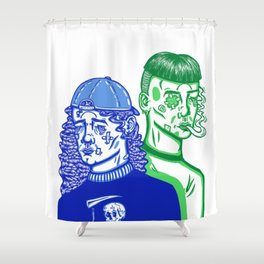 ppl Shower Curtain