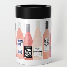 Rose Bottles Can Cooler