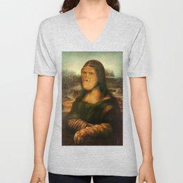 Mona Rilla Unisex V-Neck
