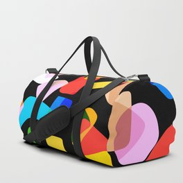 so many shapes Duffle Bag