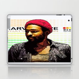 """""""WHAT'S GOING ON"""" Laptop & iPad Skin"""