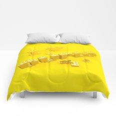I Love Duplo Comforters