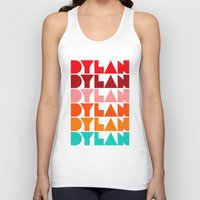 dylan Tank Tops featuring Dylan by Jeremy Lin