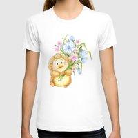 hedgehog T-shirts featuring  Hedgehog by Daria Kotyk