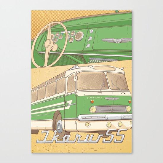 IKARUS 55 Canvas Print