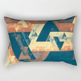 abstract oblivion Rectangular Pillow