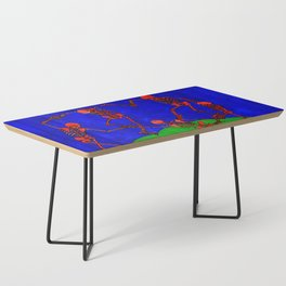 Red Dance, after Matisse Coffee Table