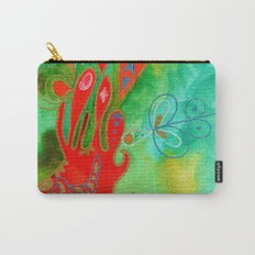 Surging From The Sea Of Dreaming Carry-All Pouch
