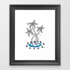 Tree Friends, pt.2 Framed Art Print