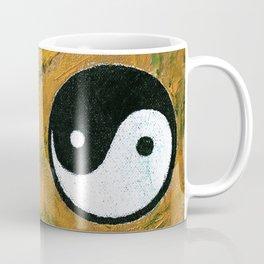 Yin Yang Stone Coffee Mug