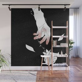 Hold on Wall Mural