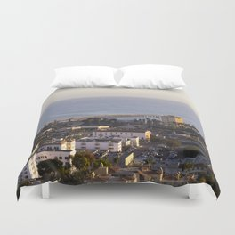 View From The Top 2 Duvet Cover
