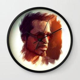 Genius. Billionaire. Playboy. Philanthropist Wall Clock