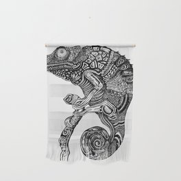 Chameleon Wall Hanging