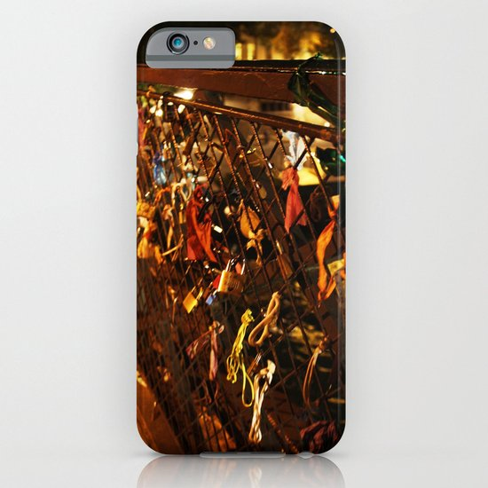 Love Locks iPhone & iPod Case