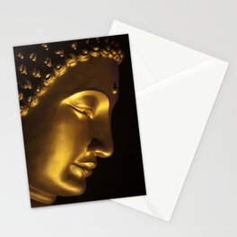 Photograph of a Buddha taken in Malaysia II Stationery Cards