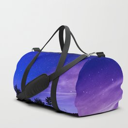 Night Sky at the Cape Duffle Bag