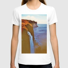 kilt rock T-shirt
