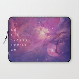 The Places You'll Go II Laptop Sleeve