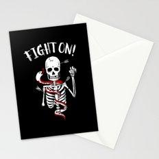 FIGHT ON! Stationery Cards