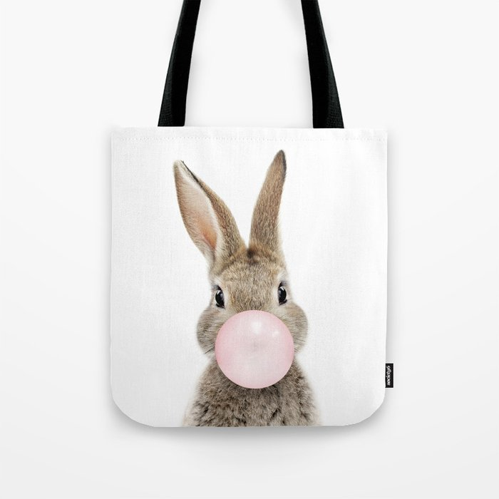 Bubble Gum Bunny Umhängetasche