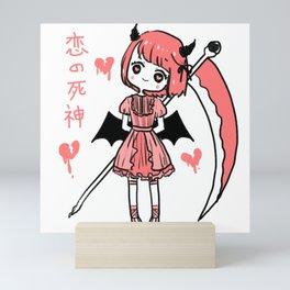 Love Shinigami Mini Art Print