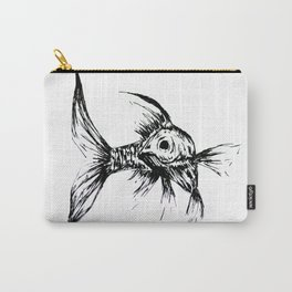 Fish 3 Carry-All Pouch