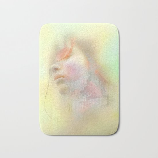 Girl of May Bath Mat