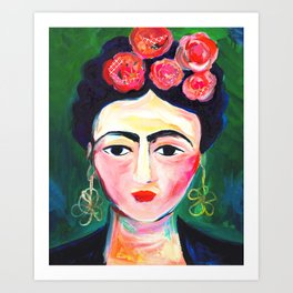 you've got this, love frida ... Art Print
