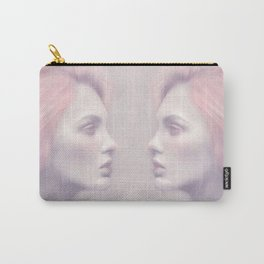 Silver by Amelia Millard Carry-All Pouch