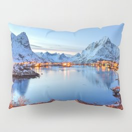 Lofoten islands, Norway Pillow Sham